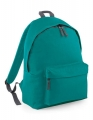 Plecak firmowy Original Fashion Backpack z logo emerald graphite grey.jpg