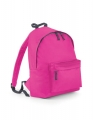 Plecak firmowy Original Fashion Backpack z logo fuchsia graphite grey.jpg
