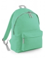 Plecak firmowy Original Fashion Backpack z logo mint green light grey.jpg