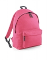 Plecak firmowy Original Fashion Backpack z logo true pink graphite grey.jpg
