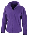 Damski polar firmowy Result Fashion Fit Outdoor Fleece R220F Purple.jpg