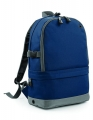 Plecak sportowy BagBase Athleisure Pro Backpack french navy.jpg