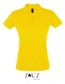 Koszulka polo damska Sols' Women´s Polo Shirt Perfect 11347 Gold.jpg