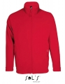 Polar męski Sol's Micro Fleece Zipped Jacket Nova Men 00586 Red.jpg