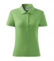 Koszulka polo damska Malfini Cotton apple green.jpg
