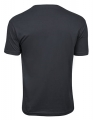 Koszulak t-shirt męska Tee Jays Fashion Sof Tee Dark Grey Solid2.jpg