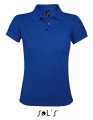Koszulka polo damska Sol's Women´s Polo Shirt Prime 00573 Royal Blue.jpg