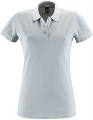 Koszulka polo damska Sols' Women´s Polo Shirt Perfect 11347 Pure Grey.jpg