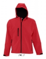 Męski Softshell Sol's Hooded Jacket Replay 46602 Pepper Red.jpg