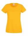 Koszulka t-shirt damska Fruit of The Loom Valueweight T Lady-Fit 61-372-0 Sunflower.jpg