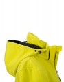 Kurtka zimowa damska James Nicholson Wintersport Softshell JN1053 YellowF.jpg