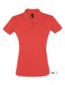 Koszulka polo damska Sols' Women´s Polo Shirt Perfect 11347 Hibiscus.jpg