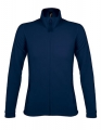 Polar damski Sol's Micro Fleece Zipped Jacket Nova Women 00587 Navy.jpg