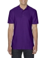Koszulka polo męska Gildan Softstyle® Double Piqué Polo G64800 Purple.jpg