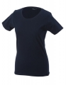 Koszulka t-shirt damska James Nicholson Workwear-T Women Navy.jpg