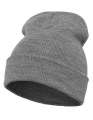 Czapka reklamowa beanie Flexfit Heavyweight Long 1501KC heather grey.jpg