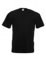 Koszulka t-shirt męska Fruit of The Loom Valueweight T 61-036-0 Black.jpg