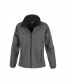 Damski Softshell Result Printable Soft Shell Jacket R231F Charcoal Black.jpg
