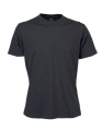 Koszulak t-shirt męska Tee Jays Fashion Sof Tee Dark Grey Solid.jpg