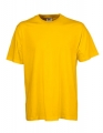 Koszulka t-shirt Tee Jays Basic Tee Bright Yellow.jpg