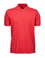 Koszulka polo męska Tee Jays Luxury Stretch Polo 1405 Coral.jpg