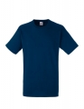 Koszulka t-shirt męska Fruit of The Loom Heavy Cotton T 61-212-0 Navy.jpg