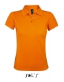 Koszulka polo damska Sol's Women´s Polo Shirt Prime 00573 Orange.jpg