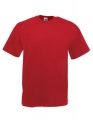 Koszulka t-shirt męska Fruit of The Loom Valueweight T 61-036-0 Brick Red.jpg
