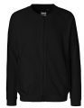 Bluza rozpinana Neutral Unisex Jacket with Zip O73501 Black.jpg