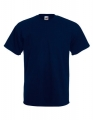 Koszulka t-shirt męska Fruit of The Loom Super Premium 61-044-0 Deep Navy.jpg
