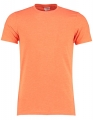 Koszulka t-shirt męska Superwash® 60 º T Shirt Fashion Fit KK504 Bright Orange Marl.jpg