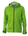 Męski Softshell James Nicholson Outdoor Jacket JN1098 Spring Green Iron Grey.jpg
