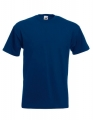 Koszulka t-shirt męska Fruit of The Loom Super Premium 61-044-0 Navy.jpg