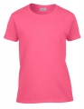 Koszulka t-shirt reklamowa damska Gildan Heavy Cotton™ Ladies´ T-Shirt 5000L Safety Pink.jpg