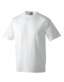 Koszula t-shirt męska James Nicholson Workwear-T Men White.jpg