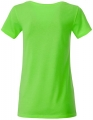 Koszula damska James Nicholson Ladies` Basic-T Light Lime Green3.jpg