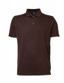 Koszulka polo męska Tee Jays Luxury Stretch Polo 1405 Chocolate.jpg