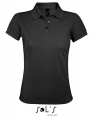 Koszulka polo damska Sol's Women´s Polo Shirt Prime 00573 Dark Grey (Solid).jpg