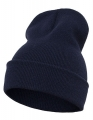 Czapka reklamowa beanie Flexfit Heavyweight Long 1501KC navy.jpg