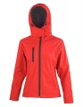 Damski Softshell Result TX Performance Hooded R230F Red Black.jpg