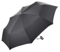 Parasol reklamowy premium FARE®-Exclusive Jumbomagic® Windfighter® 5605 czarny.jpg