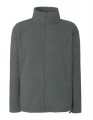 Polar męski Fruit of the Loom Fleece Jacket 62-510-0 Smoke Solid.jpg
