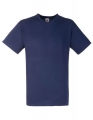 Koszulka t-shirt męska dekolt w serek Fruit of The Loom Valueweight V-Neck F270 Deep Navy.jpg