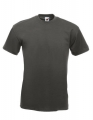 Koszulka t-shirt męska Fruit of The Loom Super Premium 61-044-0 Light Graphite Solid.jpg