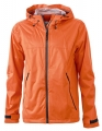 Męski Softshell James Nicholson Outdoor Jacket JN1098 Dark Orange Iron Grey.jpg