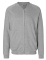 Bluza rozpinana Neutral Unisex Jacket with Zip O73501 Sports Grey.jpg