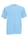 Koszulka t-shirt męska Fruit of The Loom Valueweight T 61-036-0 Sky Blue.jpg