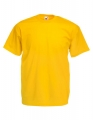 Koszulka t-shirt męska Fruit of The Loom Valueweight T 61-036-0 Sunflower.jpg
