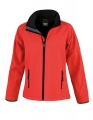 Damski Softshell Result Printable Soft Shell Jacket R231F Red Black.jpg