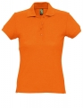Koszulka polo damska Sol's Women´s Polo Passion 11338 Orange.jpg